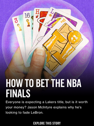 How to Bet the NBA Finals