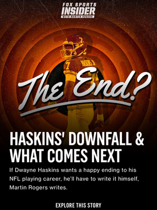 Haskins' Downfall & What Comes Next