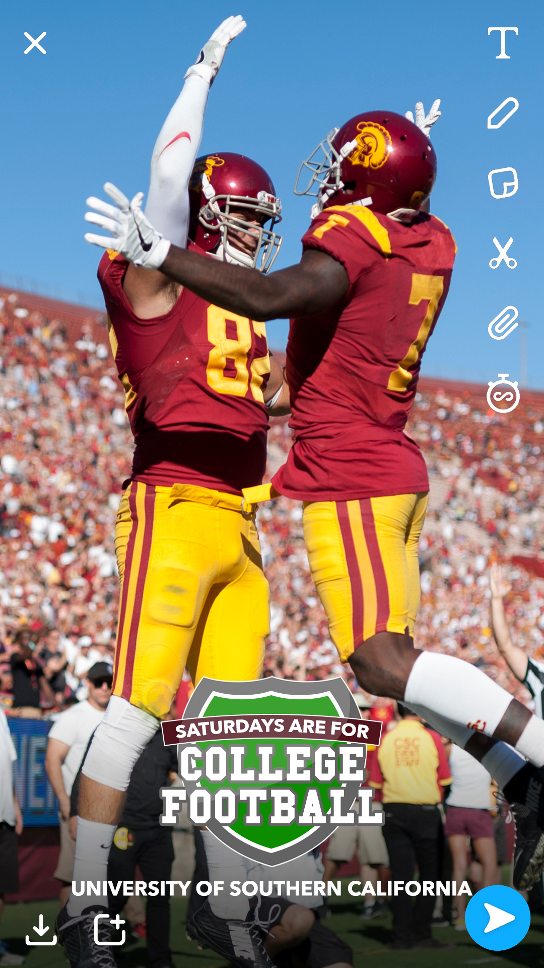Saturdays-Are-For-College-Football