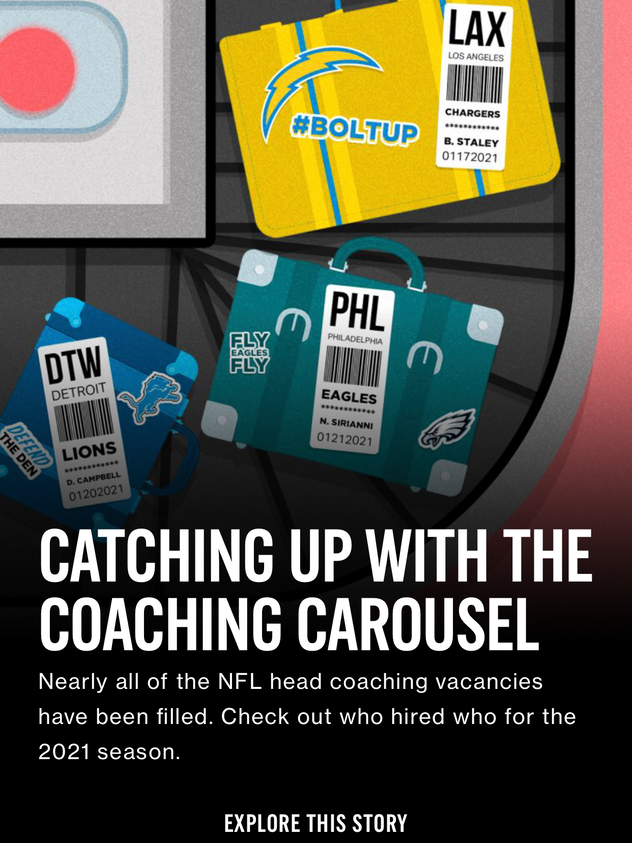 Catching Up With The Coaching Carousel