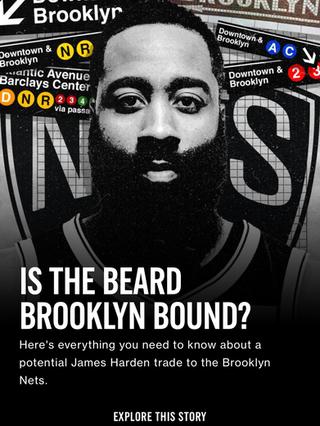 Is the Beard Brooklyn Bound