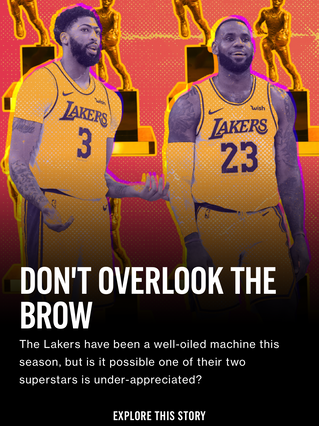 Don't Overlook the Brow