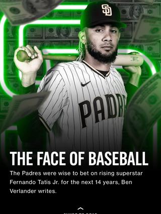 The Face of Baseball