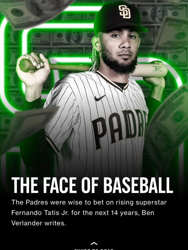 The Face of Baseball