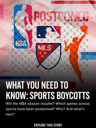 What You Need to Know: Sports Boycotts