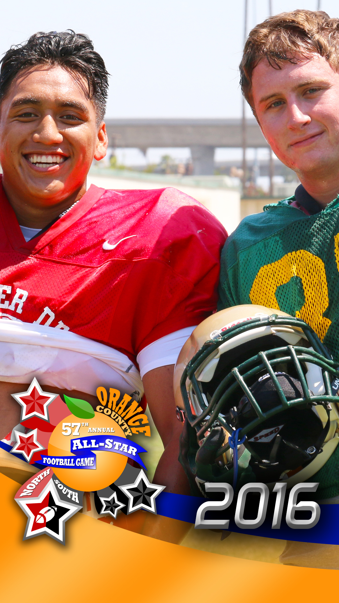 2016 OC All-Star Football Game