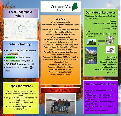 Buckfild MFC Community Poster #1