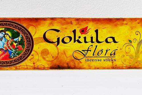 GOKULA FLORA - Incenso Indiano De Massala