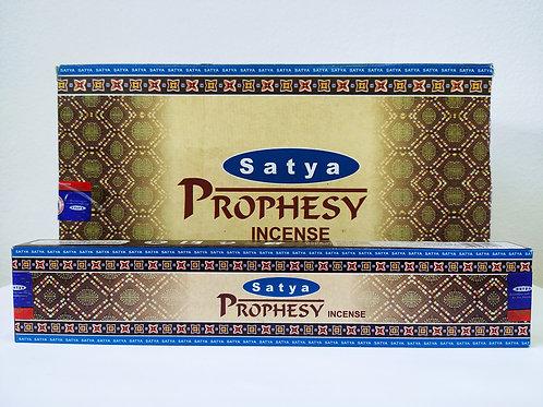 SATYA PROPHESY - INCENSO INDIANO DE MASSALA (VALOR UNITÁRIO)