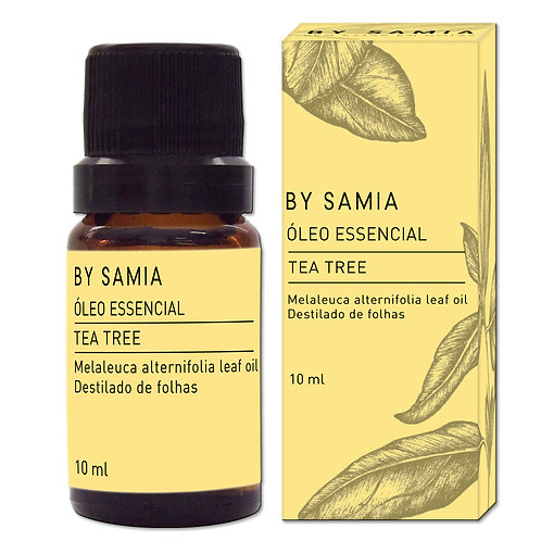 ÓLEO ESSENCIAL DE TEA TREE (MELALEUCA) 10 ML