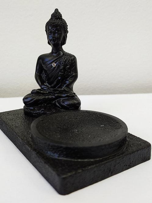 Incensário Resina Budha