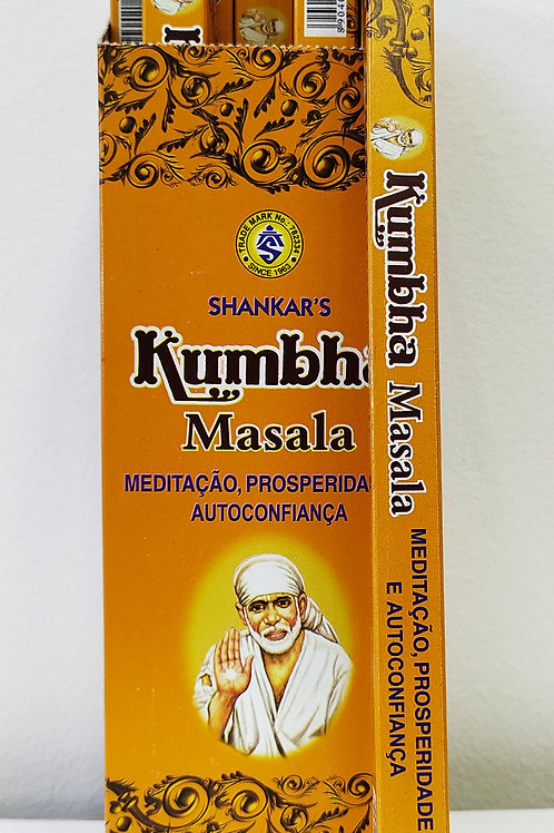 KUMBHA MASSALA - INCENSO INDIANO SHANKAR