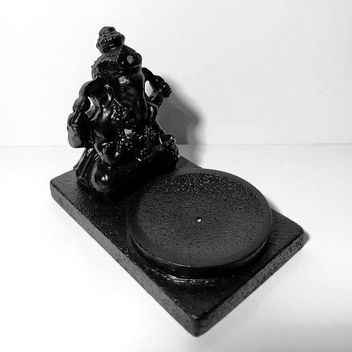Incensário Resina Ganesha