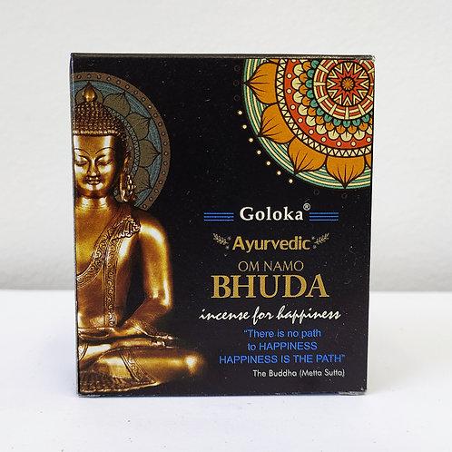 BHUDA Cone Cascata - Incenso Indiano