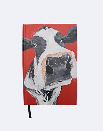 Jessica Cow Notebook