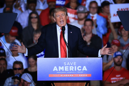 What Trump getting booed can teach us about this COVID moment