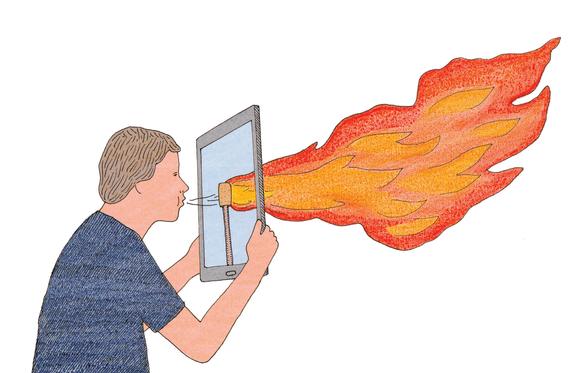 Twitter's Passion Politics