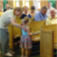 Augustana Lutheran Church in the Town of Tonawanda has children, youth, kid services.