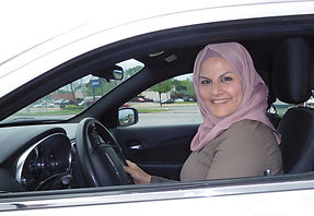 We help refugees and immigrants earn their learner's permits and driver licenses.