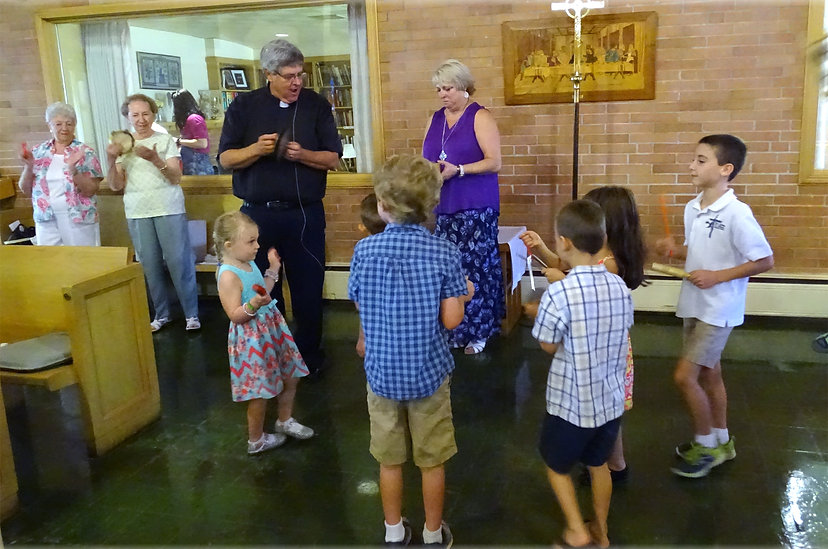 Augustana Lutheran Church in the Town of Tonawanda has Youth, Children and Kids services.