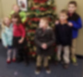 Augustana Lutheran Church has programming for children, including going to events together.