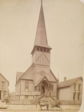 Augustana Lutheran Church Spring Street