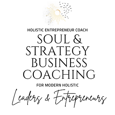 soul and strategy business coaching