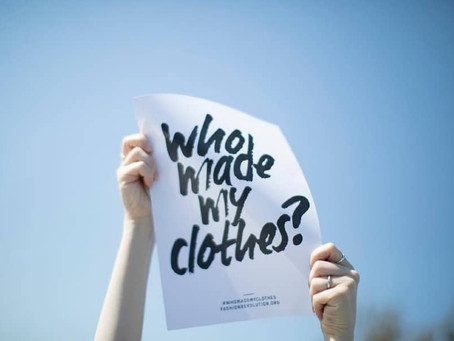Active Lifestyle - Fashion Revolution Week
