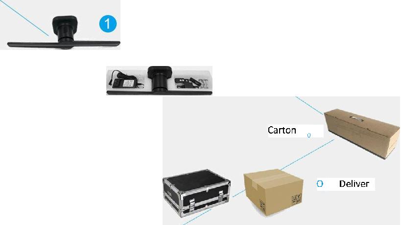 Clapsem Z1-42cm 3D hologram LED fan hologram fan display marketing solution, products description