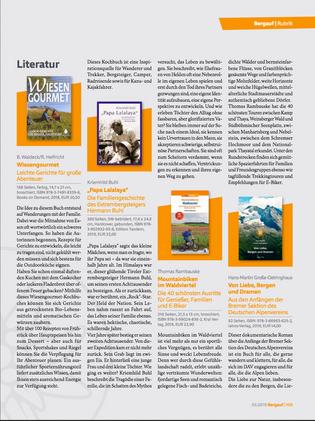Bergauf Magazin