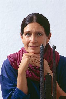 Eva Klinger-Römhild Portrait © Thomas K