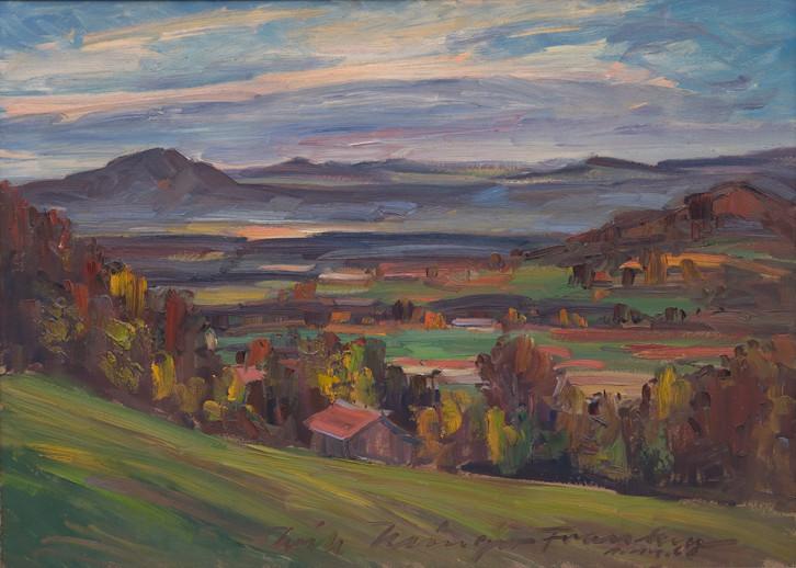 029.Will-Klinger-Franken.Herbstlandschaf