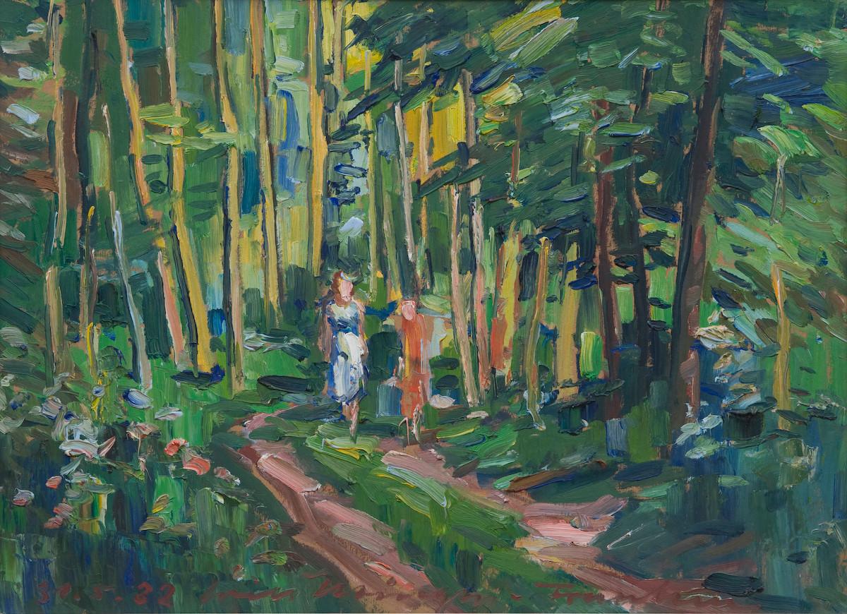 040.Will-Klinger-Franken.Sommerauer-Wald