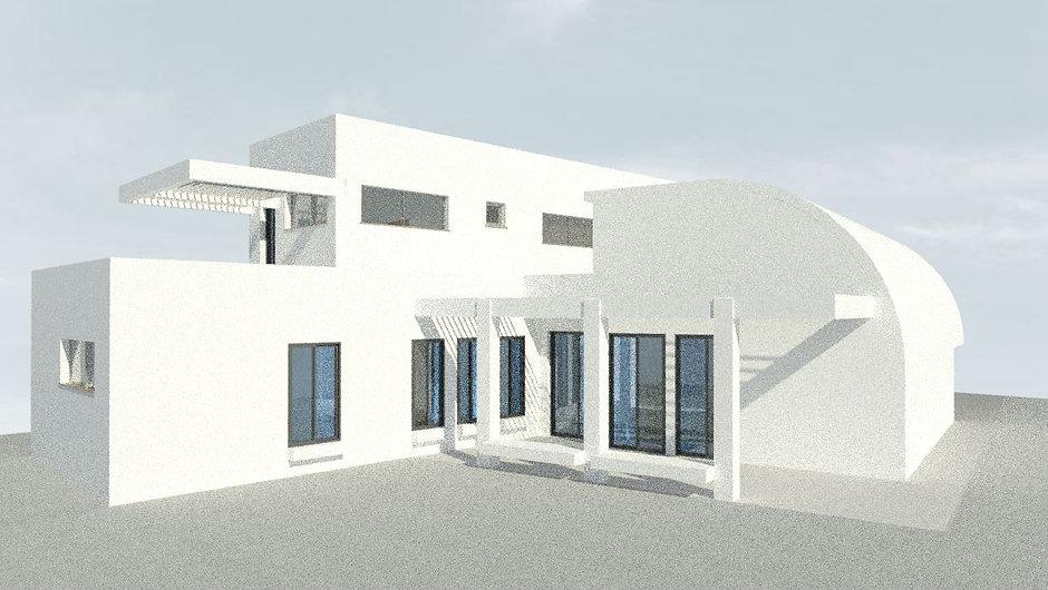 בית מול הים