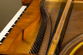 Fortepiano by Conrad Graf (1835) restored by Edwin Beunk