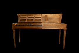 Friederici clavichord built by Renee Geo