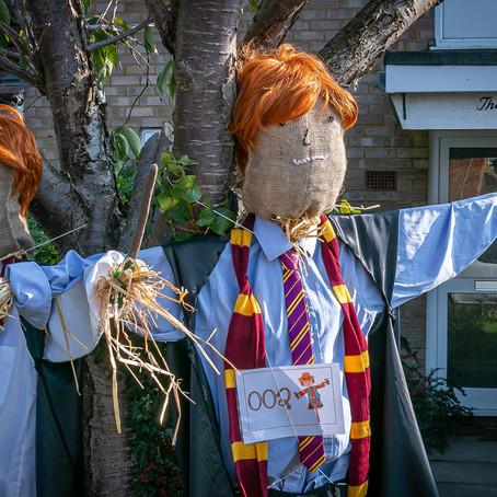 Scarecrow Festivals Bring Joy to Bedfordshire