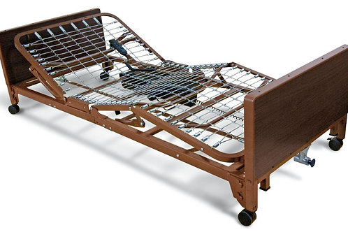 Basic Full Electric Low Bed