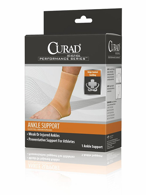Elastic Open Heel Ankle Supports