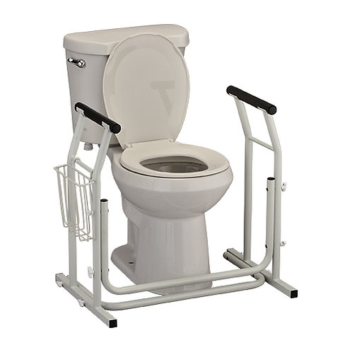 Toilet Saftey Support Frame