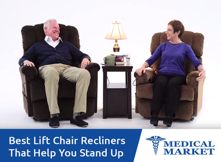 Best Lift Chair Recliners That Help You Stand Up