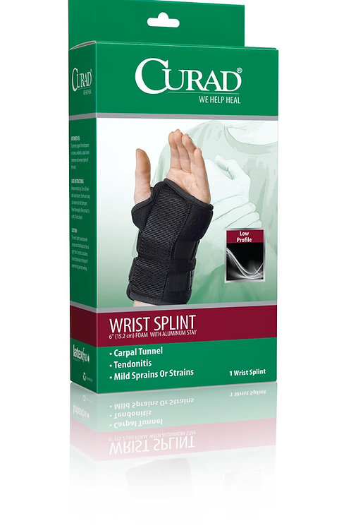 Right Hand Universal Wrist Splint