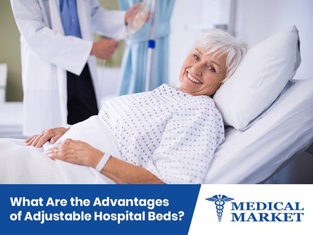 What Are The Advantages Of Adjustable Hospital Beds?