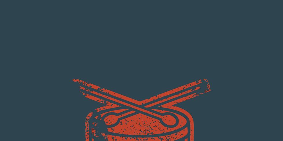 Drum Circle at Cahokia Mounds