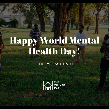 October 10th, 2020 is World Mental Health Day!