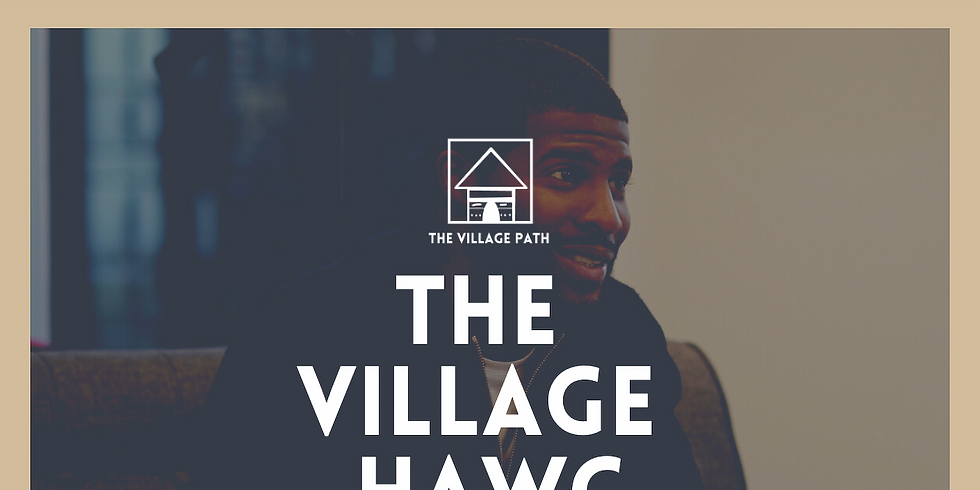 The Village Healing and Writing Circle for Black Men (April '21)