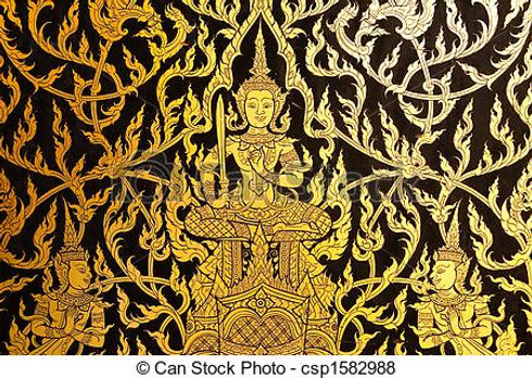 thai-style-painting-art-pictures_csp1582