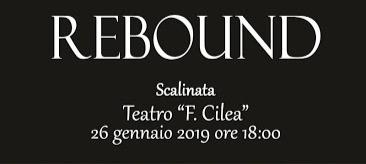 """La Scuola di Recitazione della Calabria porta in strada """"Rebound"""""""