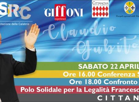 Nuove prospettive in Calabria: la SRC incontra il Giffoni Film Festival a Cittanova