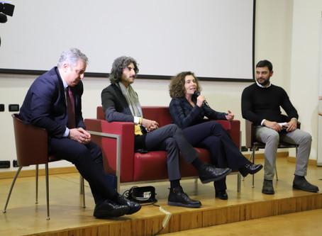 """Anna Laura Orrico in visita alla SRC : """"Questa Scuola è un'eccellenza da sostenere"""""""